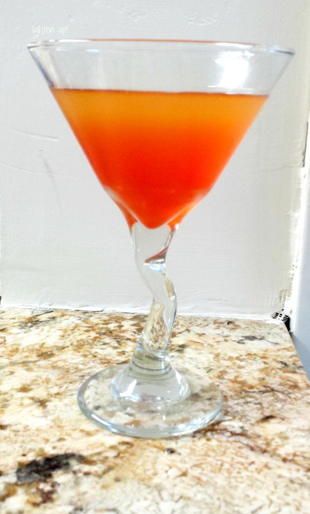 mango passion fruit rum punch