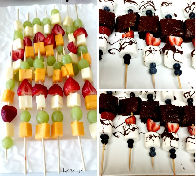 app dessert kabob
