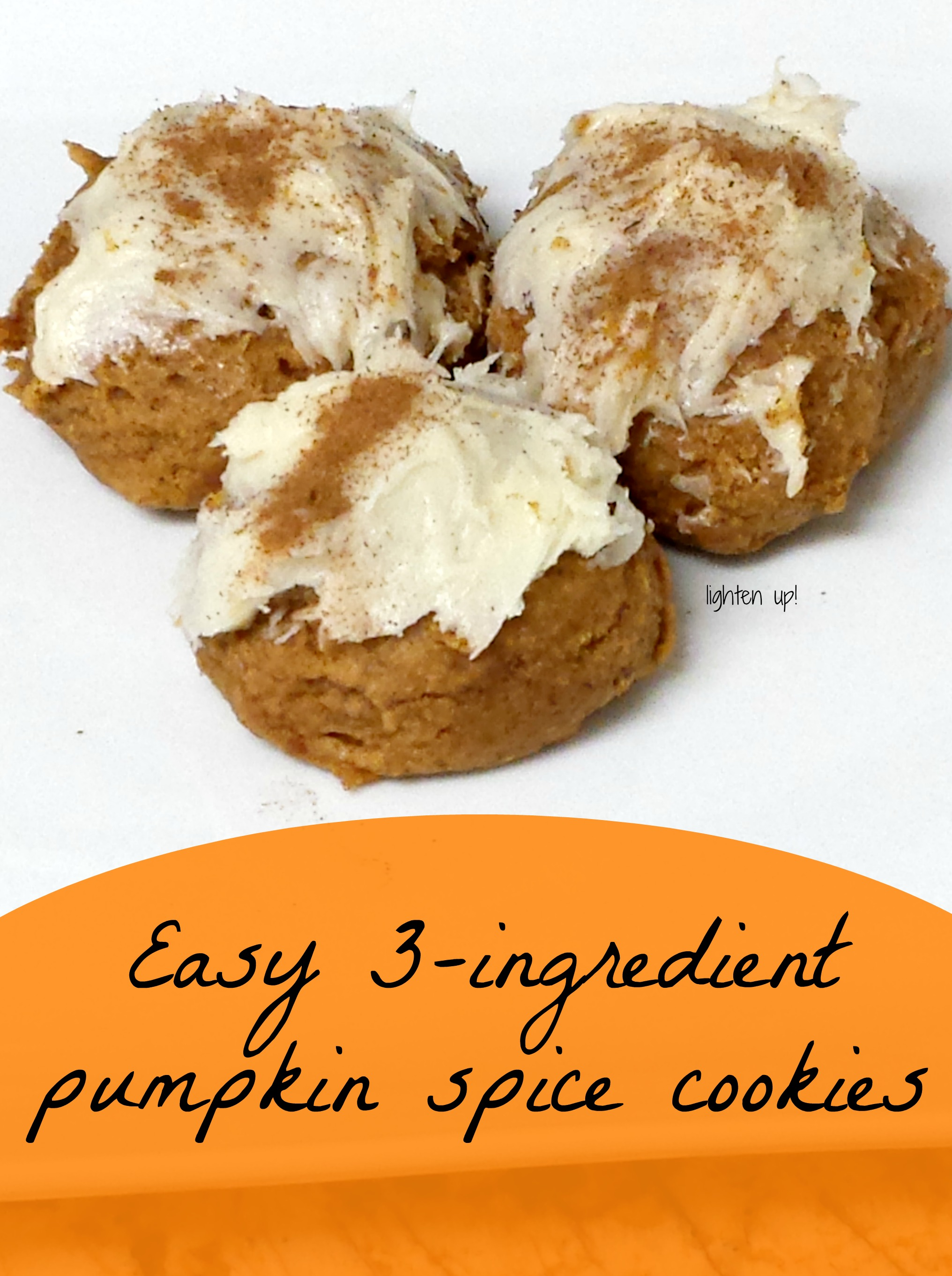 Easy Spice Cake Cookie Recipe